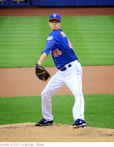 'Zack Wheeler Pitching In HIs First Citi Field Win' photo (c) 2013, slgckgc - license: https://creativecommons.org/licenses/by/2.0/