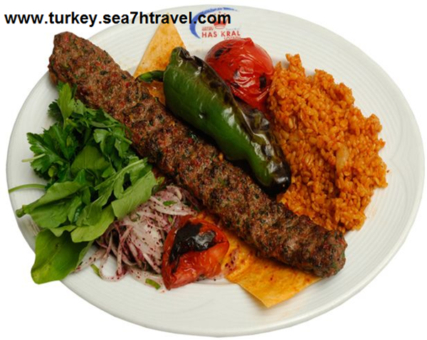 الطعام التركي