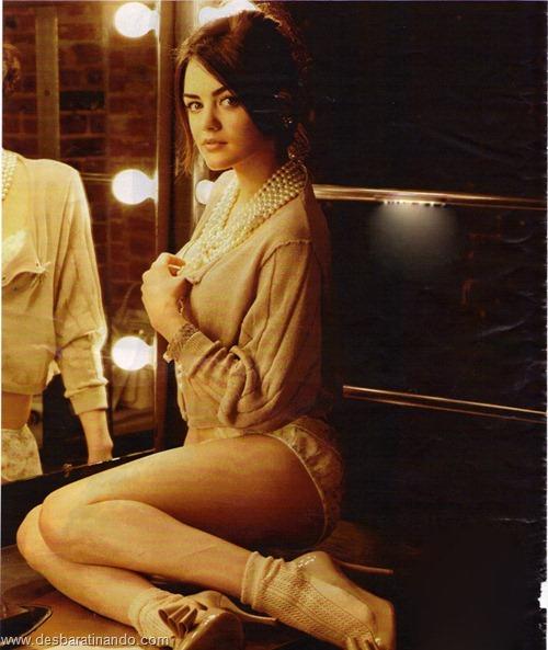 lucy hale pll linda sexy sensual perfeita desbaratinando  (56)