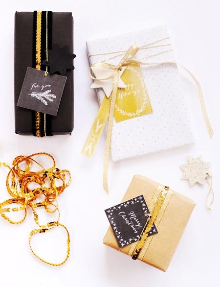 Semplicemente Perfetto Xmas Wrapping 01