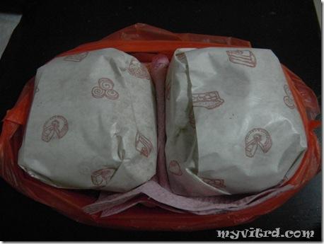 Burger Daging Special
