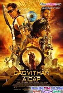 Các Vị Thần Ai Cập - Gods Of Egypt Tập HD 1080p Full