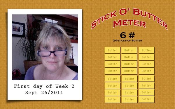 Butter meter 26