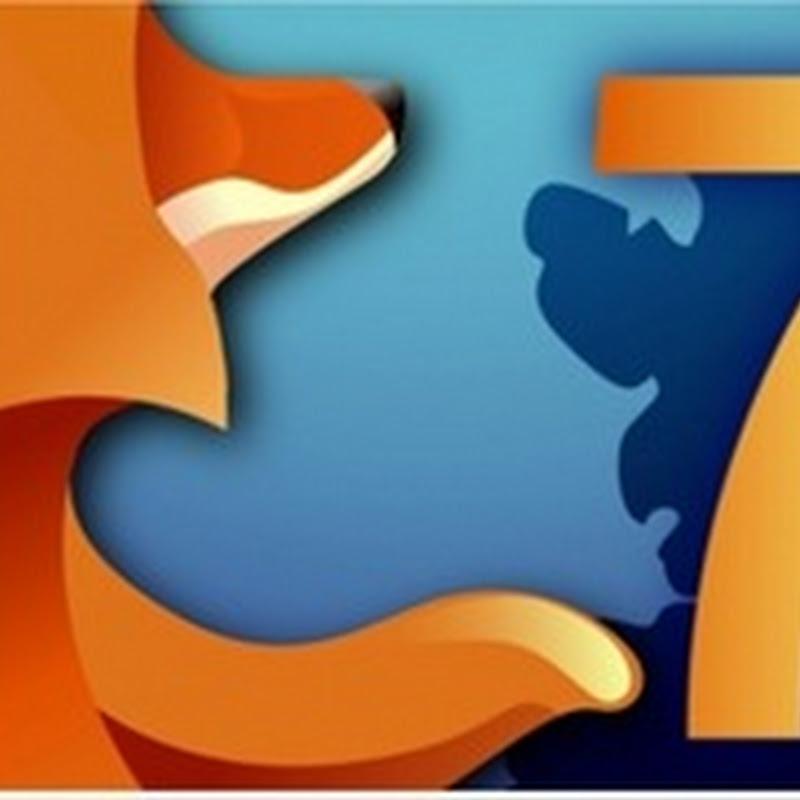 Razones para NO actualizar a Firefox 7