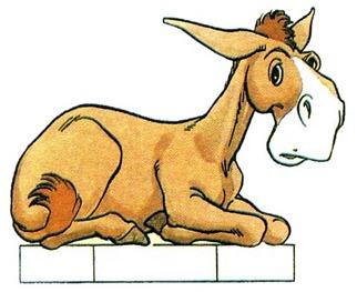 imagens-presepio-recortar-burro