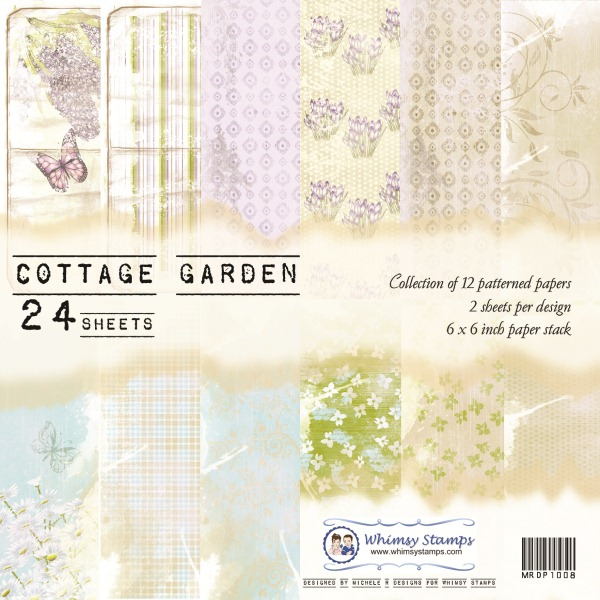 Cottage Garden Front Sheet