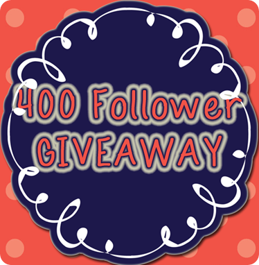 400Follower Giveaway