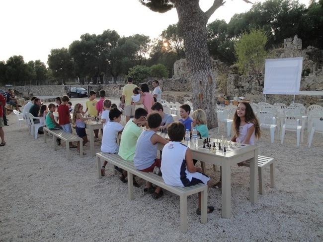 Τα αποτελέσματα των αγώνων σκακιού στην Πεσσάδα.