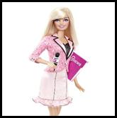 Jogos da Barbie Profissões