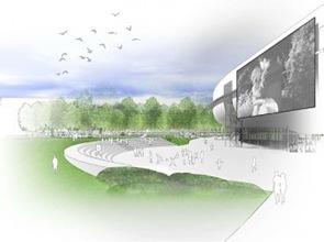 Fundacion Botin arquitectura Renzo Piano