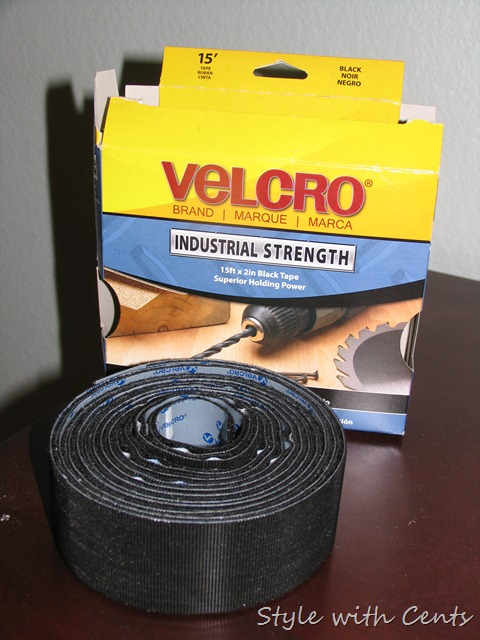 how to hang train tracks on walls using heavy duty velco4