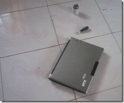Laptop dan alat