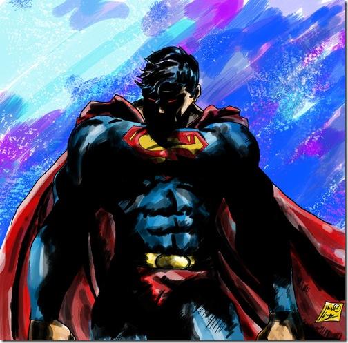 Superman,Jerry Siegel,Joe Shuster,Kal-El,Clark Joseph Kent,Christopher Reeve (121)
