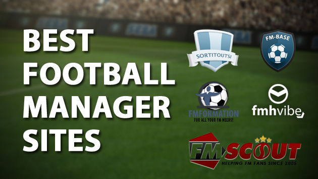 Best Football Manager Sites
