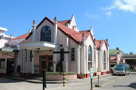 baguio cathedral 8