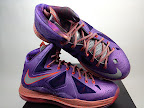 nike lebron 10 gr allstar galaxy 6 04 Release Reminder: Nike LeBron X All Star Limited Edition