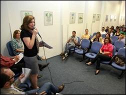 secretária de saúde de Curitiba Eliane Chomatas