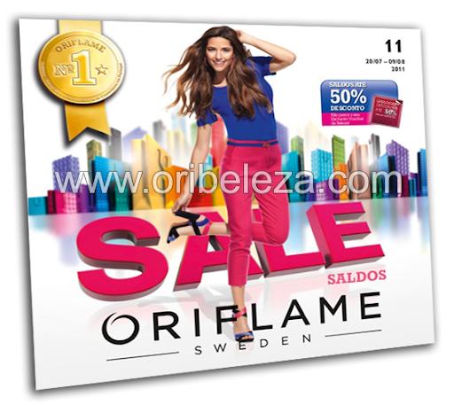 Catálogo 11 de 2011 da Oriflame