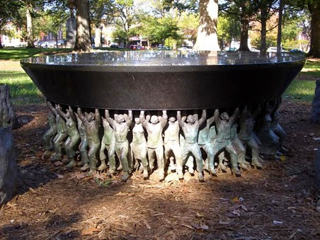 Slavery Memorial - Chapel Hill, North Carolina