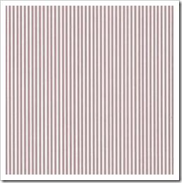 Linha Basic - Listrada Dupla (Marrom)