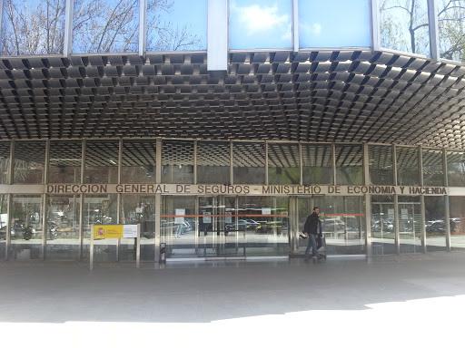 Direccion General De Seguros. Ministerio Economia