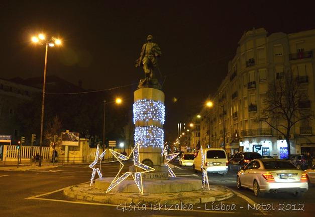 Glória Ishizaka - Lisboa - Luzes de Natal - 5
