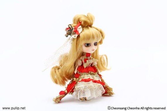 Little Pullip+ Princess Rosalind Feb 2013 07