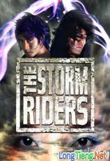 Phong Vân Hùng Bá Thiên Hạ - The Storm Riders