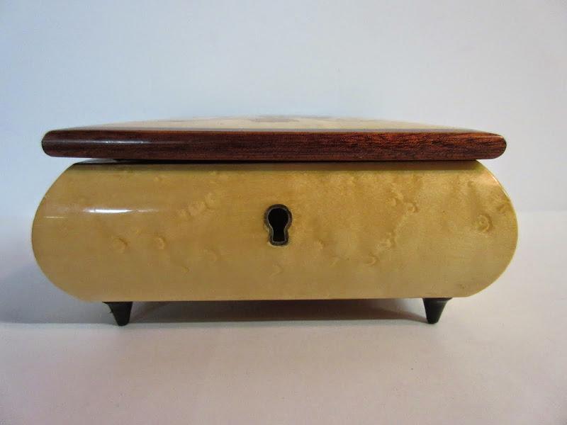 Reuge Music Box