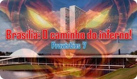 brasilia inferno - Priscila e Maxwell Palhteta