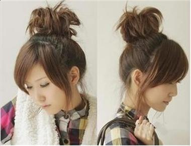 The best Korean Hairstyles