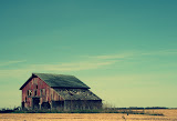 """Warren County Barn/Kirkwood, Illinois"" - copyright Jane Carlson"
