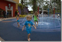 Singapore Zoo Water Park