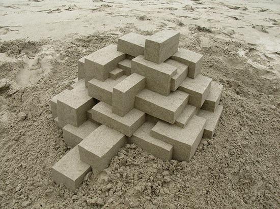 Castelos de areia geometricos (1)