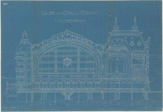 L'architecte Victor Laloux est chargé de concevoir une nouvelle gare ferroviaire, dotée d'un hôtel de luxe sur la rive gauche de la Seine.