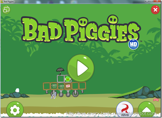 Free Download Bad Piggies 1.0.0 PC Game