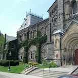 university of toronto historic sites in Toronto, Ontario, Canada