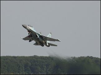 Sukhoi Su-30 MK-1 / K, earlier flown by the Indian Air Force [IAF]