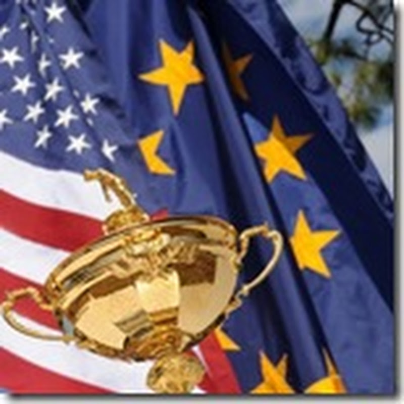 What's In The Bag Of Every Player on the 2012 Europe Ryder Cup Team