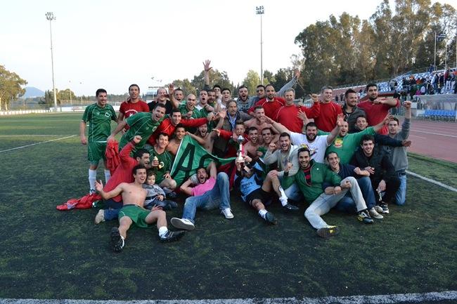 ΑΟΚΙ-Διλινάτα 2-3 – Το πρωτάθλημα στα Διλινάτα (video)