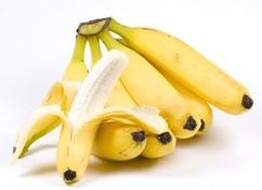 wanita dan pisang ambon