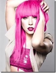 LadyGaga pink
