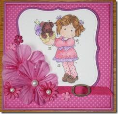 carte enfant fille