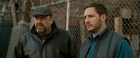 James Gandolfini and Tom Hardy - The Drop