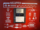 Great infographic on Battlestar Galactica