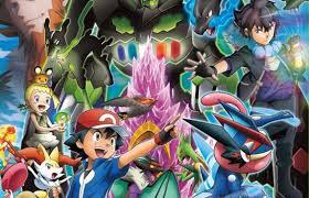 Hình Ảnh Pokemon XYZ