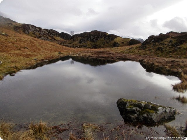 temporary tarn great crag