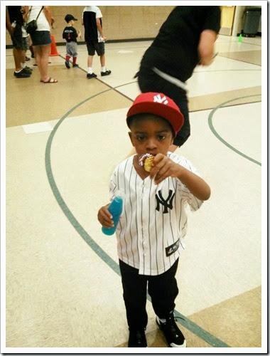 Kendry Baseball Medal