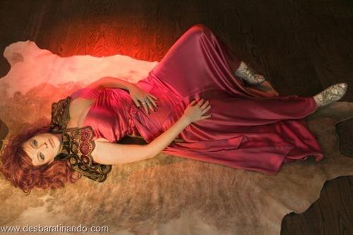 Christina Hendricks linda sensual sexy sedutora decote peito desbaratinando (31)