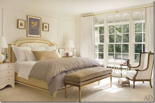 Her Guest Room Is So Feminine With Pink Linen By Nancy Corzine. Suzanne  Says She Keeps The Interiors Cool And Calm Because, U201csometimes Design Is  About How ...